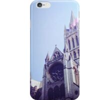 Truro cathedral iPhone Case/Skin