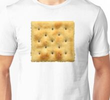 White Saltine Soda Cracker Unisex T-Shirt