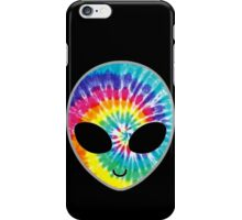 Tie Dye Alien iPhone Case/Skin