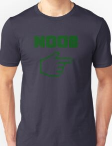 I'm With The Noob Newbie T-Shirt