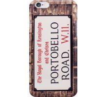 Portobello Road iPhone Case/Skin