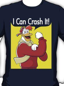 I Can Crash It! T-Shirt