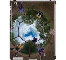 6 Seater Swing - Sky In iPad Case/Skin