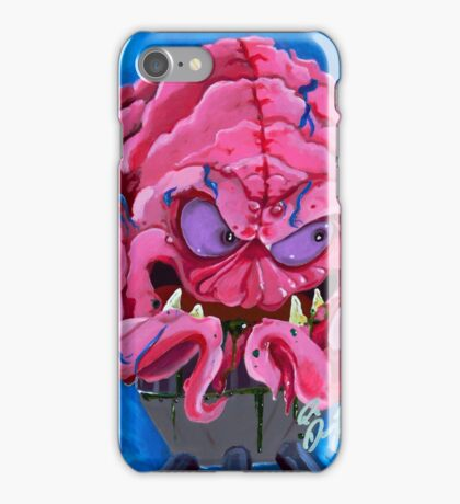 Krang (TMNT) iPhone Case/Skin