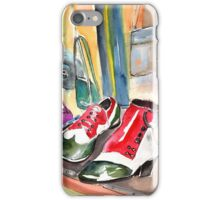 Italian Shoes 02 iPhone Case/Skin