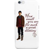 Great Destiny (dark) iPhone Case/Skin
