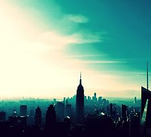 New York City by Winterrr