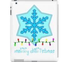Holiday Lights iPad Case/Skin