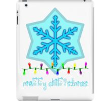 Holiday Lights iPad Case/Skin