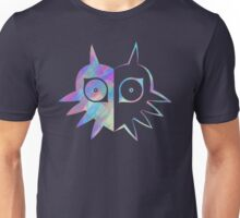 Majora's Mask Half Color Unisex T-Shirt