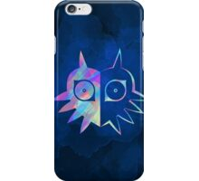 Majora's Mask Half Color iPhone Case/Skin