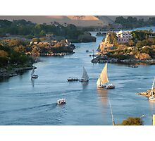 Cataracts of the Nile Egypt Photographic Print