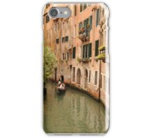 Gondola Ride iPhone Case/Skin