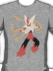 OMFG ITS MEGA BLAZIKEN T-Shirt