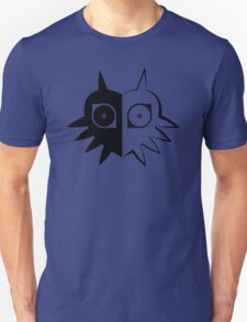 Majora's Mask Half Unisex T-Shirt