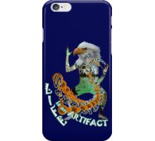 Stitching Moments Together: Life is an Artifact iPhone Case/Skin