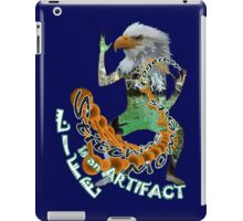 Stitching Moments Together: Life is an Artifact iPad Case/Skin