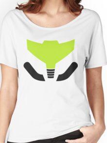 Samus' visor Women's Relaxed Fit T-Shirt