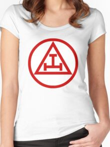 Royal Arch Mason Women's Fitted Scoop T-Shirt