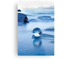 Blue crystal II Metal Print