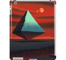 Moon Pyramid iPad Case/Skin