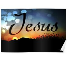 The Holy Name of Jesus Poster