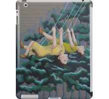 thought is free iPad Case/Skin