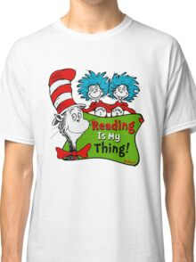 official read across america day Classic T-Shirt