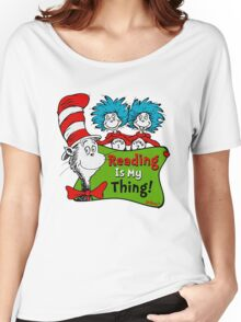 official read across america day Women's Relaxed Fit T-Shirt