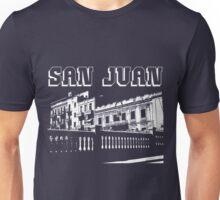 SAN JUAN, PUERTO RICO Unisex T-Shirt