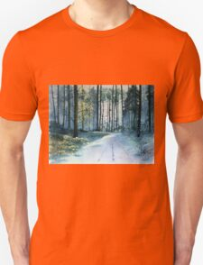 Forest Light Unisex T-Shirt