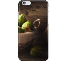 Ripe Figs iPhone Case/Skin