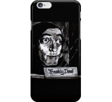 Marty Feldman's Igor Young Frankenstein Tribute  iPhone Case/Skin