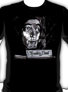 Marty Feldman's Igor Young Frankenstein Tribute  T-Shirt