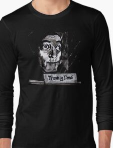 Marty Feldman's Igor Young Frankenstein Tribute  Long Sleeve T-Shirt