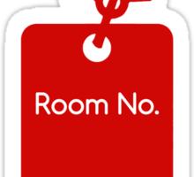 Room 237 Sticker