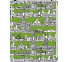 San Francisco green iPad Case/Skin