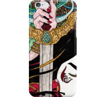 Warrior of Wind & Fire iPhone Case/Skin