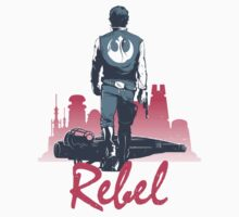 Rebel (light version) Kids Clothes
