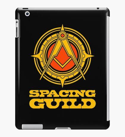 spacing guild iPad Case/Skin