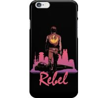 Rebel iPhone Case/Skin
