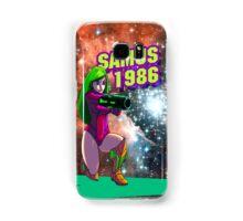 Samus 1986 Samsung Galaxy Case/Skin