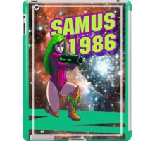 Samus 1986 iPad Case/Skin
