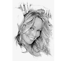 Mariah Carey Photographic Print