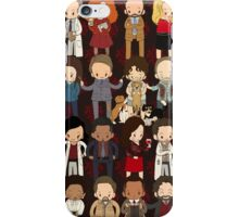 Tiny Hannibal iPhone Case/Skin