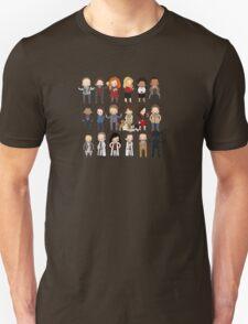 Tiny Hannibal Unisex T-Shirt