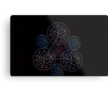 cosmic keywork Metal Print