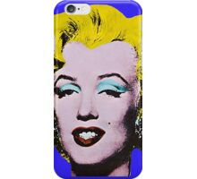 Marilyn Monroe Art iPhone Case/Skin