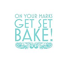 BAKE! Photographic Print
