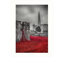 Blood Swept Lands 3 Art Print